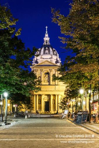 chapelle Sainte Ursule de la Sorbonne/索爾邦禮拜堂