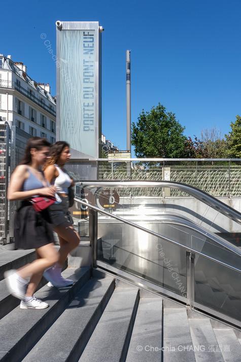 Gare de Châtelet-Les Halles-1