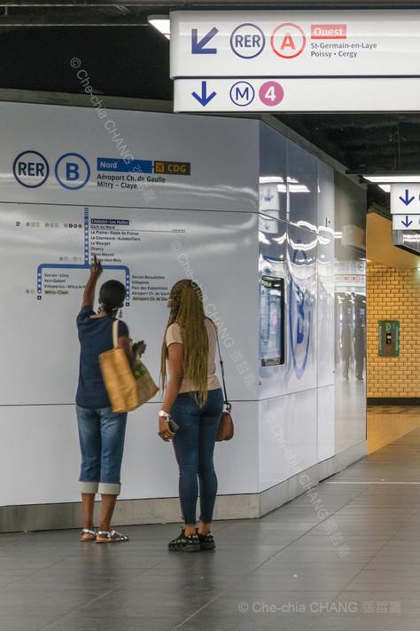 Gare de Châtelet-Les Halles-13