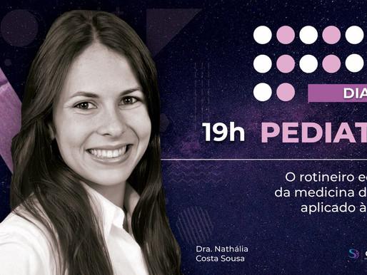 Um Direcionamento das Grandes Áreas Médicas - Pediatria