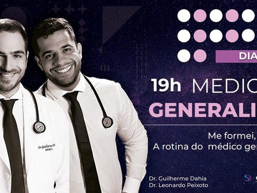 Um Direcionamento das Grandes Áreas Médicas - Medicina Generalista