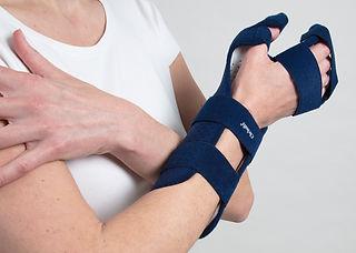 Orthesen: Palmare Unterarm Orthese