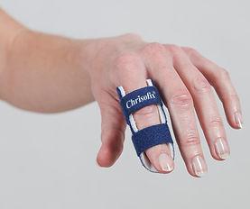 Fingerschiene Orthese Chrisofix