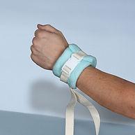Posey Fixiermanschette mit Schnellverschluss