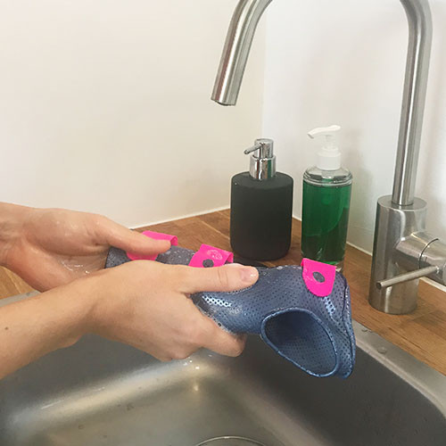 Orthese hygienisch und sauber halten_ergotherapie_orfit