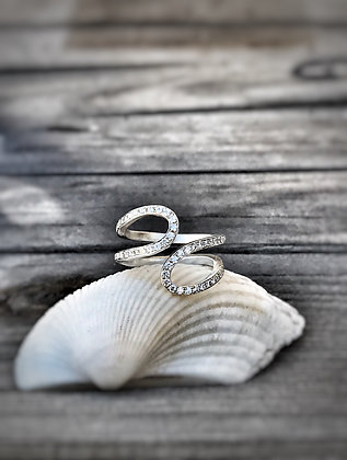 The Wave ring