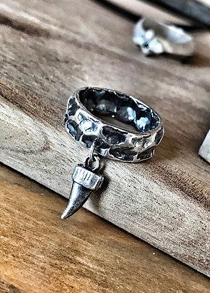 Horn Pendant Ring