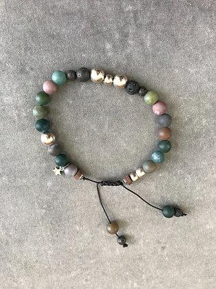 Indian-Agat Bracelet