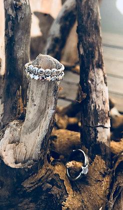 Champaign diamonds Ring
