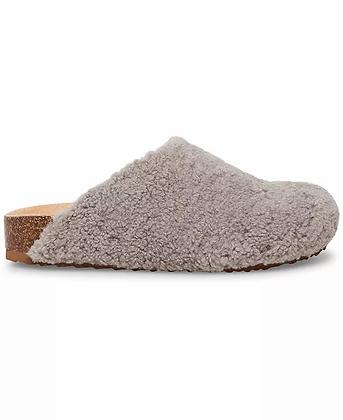 Steve Madden Cozy Grey Slipper