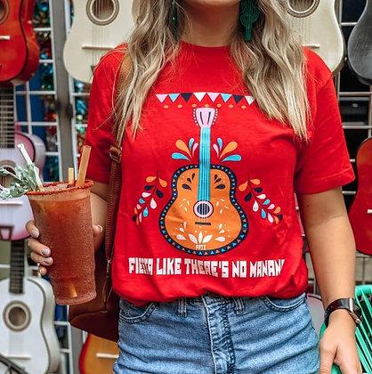 Red Fiesta Tee