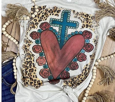 Sacred Heart Tee