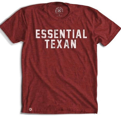 Essential Texan Red