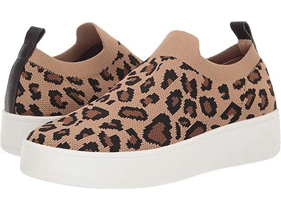 Steve Madden Leopard Slip On Sneaker