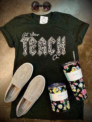 Teach tee