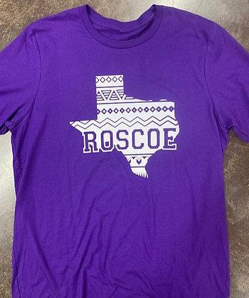 Roscoe Tribal TX Tee