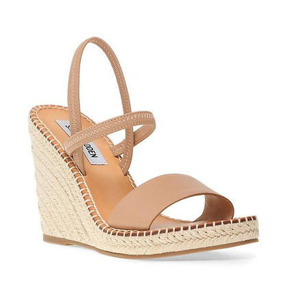 Steve Madden Natural Wedge
