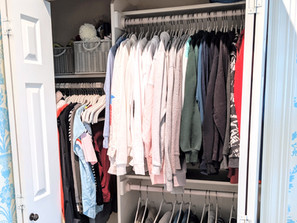 Closets Makeover for Busy Mom