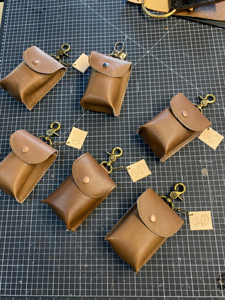 Dog Treat / Poop Bag holders