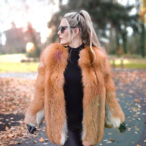 Faux Fur and Fringe