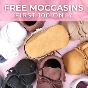 Free Moccasins
