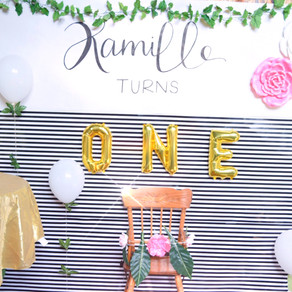 Steps to Planning a First Birthday Bash