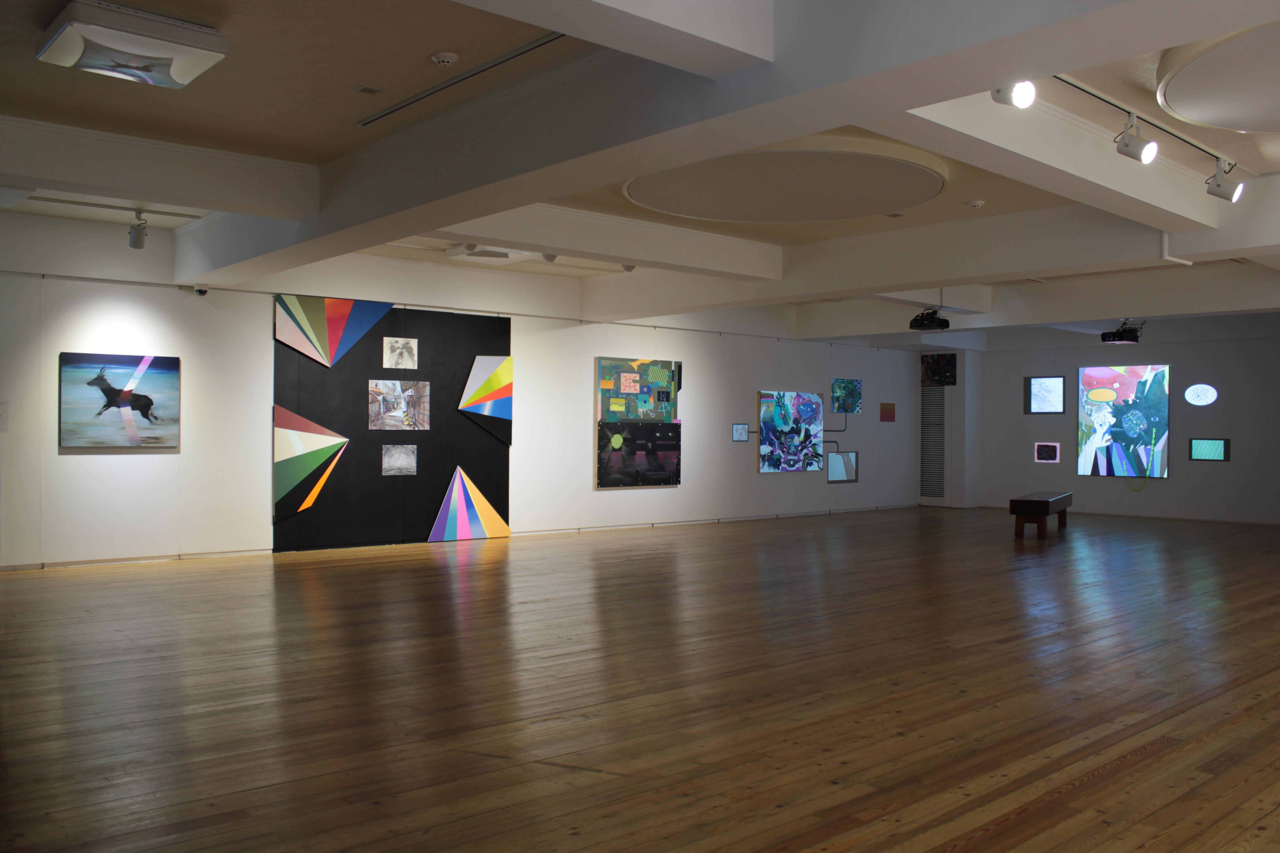 4892 OCI museum installation view