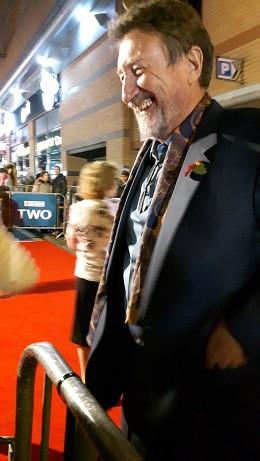 Steven Knight at Series 4 premiere of Peaky Blinders in Birmingham