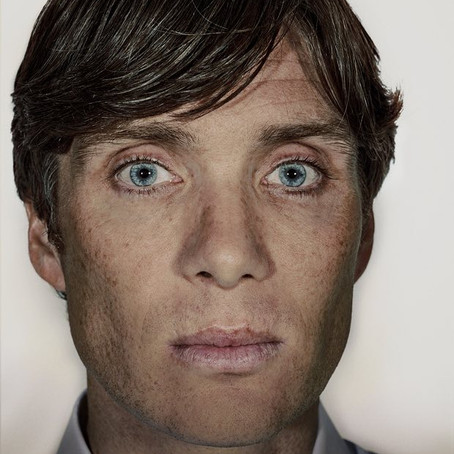 The eyes have it. Cillian Murphy in the Observer