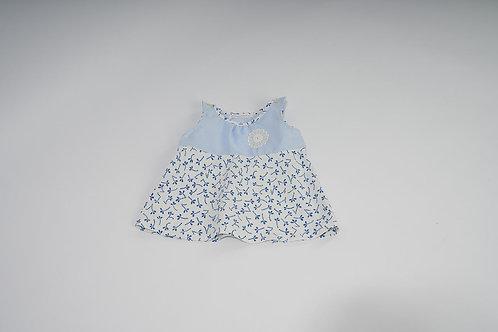Kleid Sophia mit Applikation