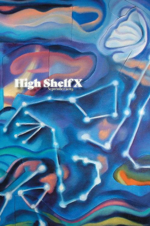 High Shelf X: September 2019