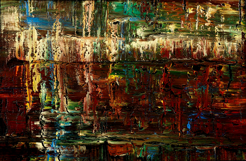 Canyon Reflected in Lake.png