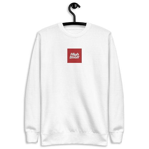 High Shelf Unisex Fleece Pullover