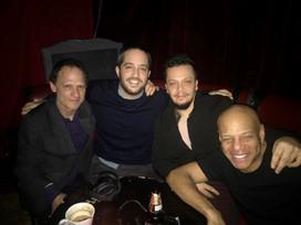 Guitar Squad- Joe Cohn,Yotam Silberstein,Mark Whitfield