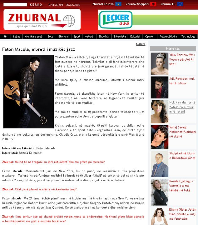 ZHURNAL+MAGAZINE