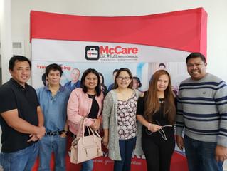 McCare Appreciates their Healthcare Aides