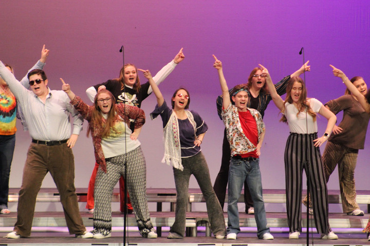 """Students perform in annual """"Central's Got Talent"""" show"""
