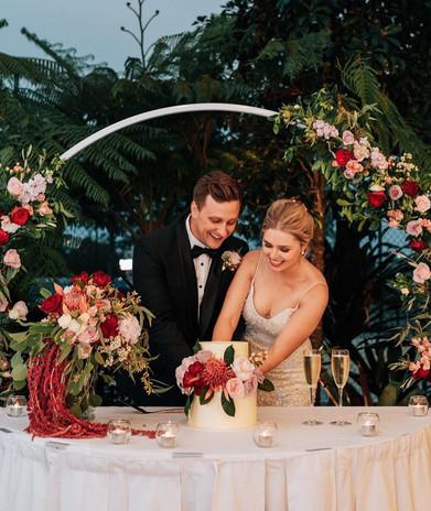 Zips & Tee Wedding Planning