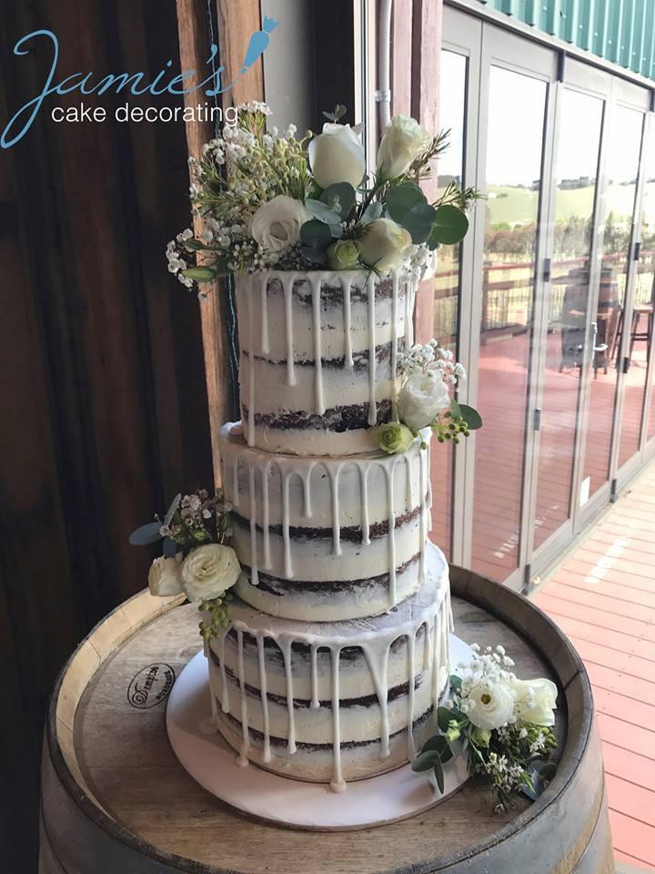 Jamie's Cake Decorating