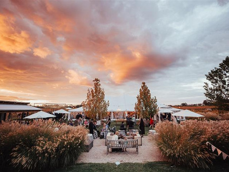 How to have the perfect vineyard wedding
