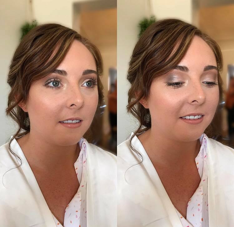 Full Face Makeup & Hair Styling