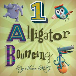 1 Alligator Bouncing