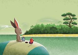 Rabbits Hop