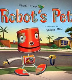 Robot's Pet