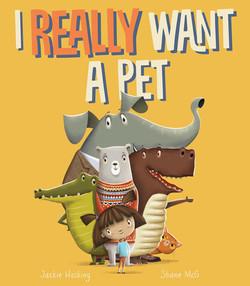 I Really Want a Pet