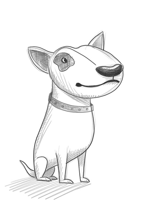Lolah's dog copy