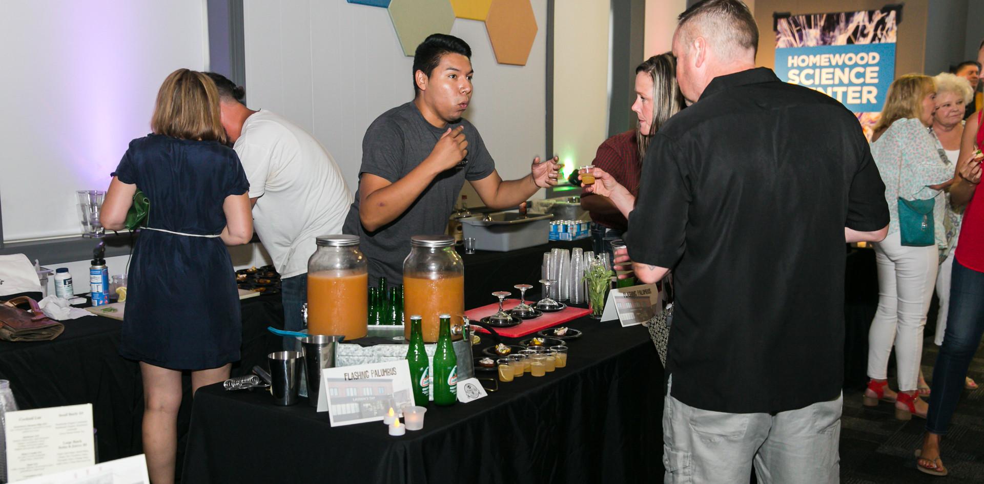 Cocktail Chemistry Challenge 2018