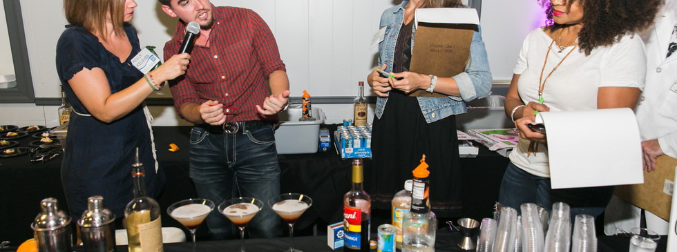 Cocktail Chemistry Challenge 2018