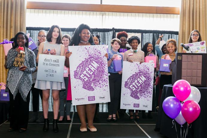 Girls STEAM Ahead 2018
