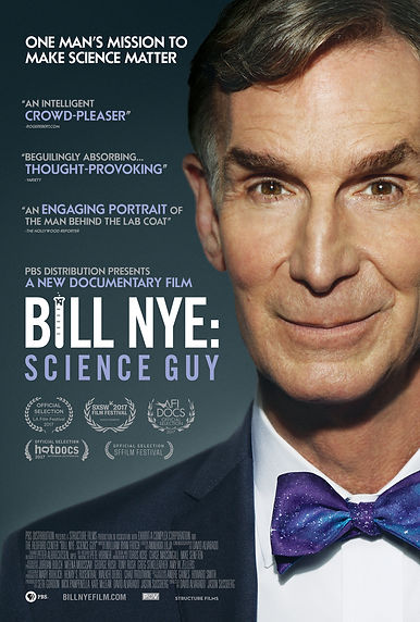 BILL NYE SCIENCE GUY Theatrical Poster (